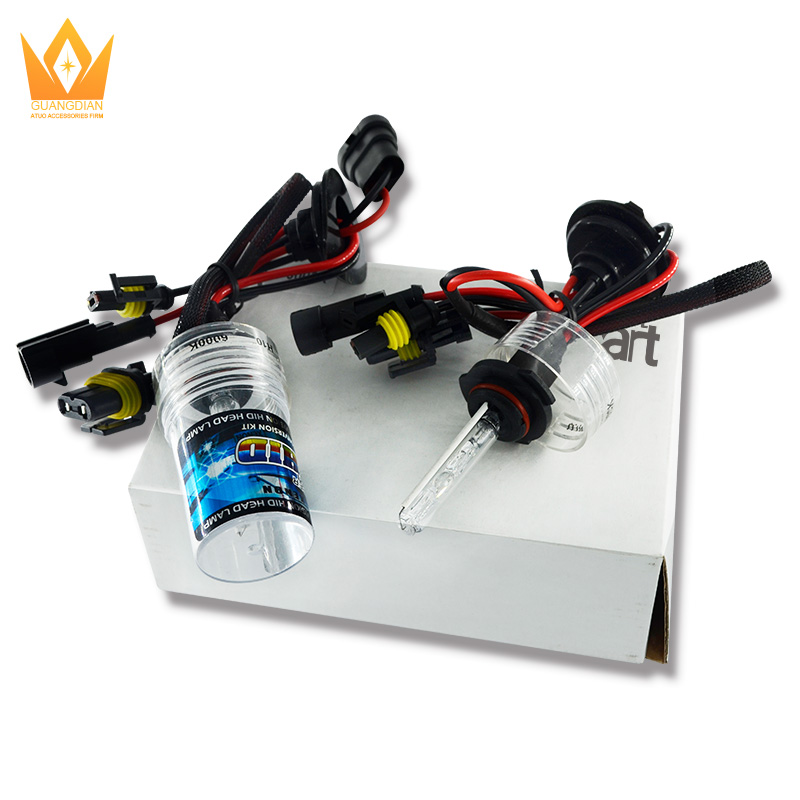 Wholesale HID Xenon Headlamp Single HID Bulb Coversation Kit H10 Car HID Light