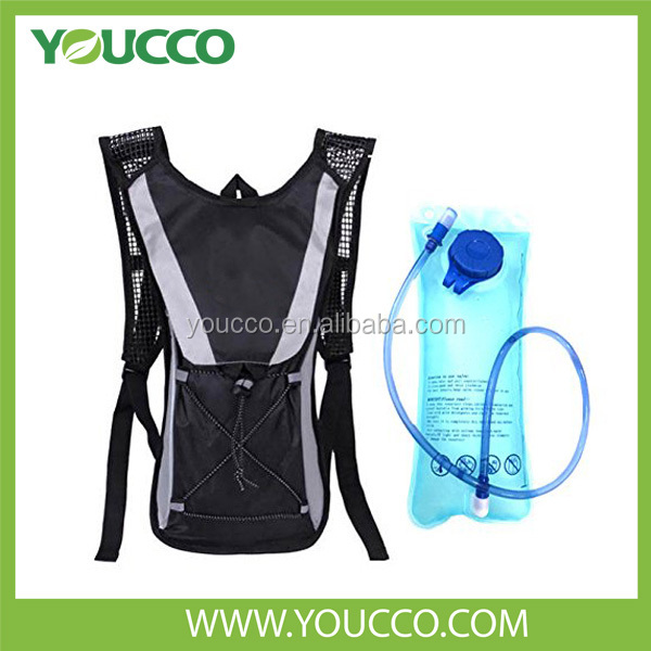 2016 waterproof sport climbing hydration backpack cycling backpack with bladder