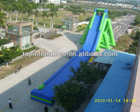hippo water slide,inflatable slide+ inflatable hippo slide+ CE blower+free shipping