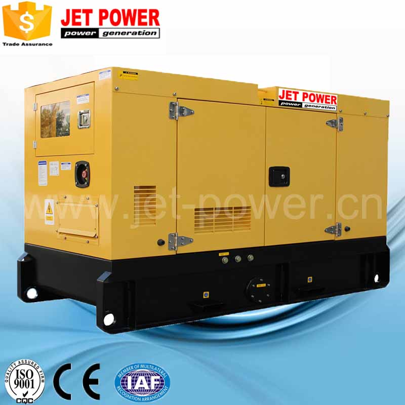 China new product reliable standard 175 kva diesel generator