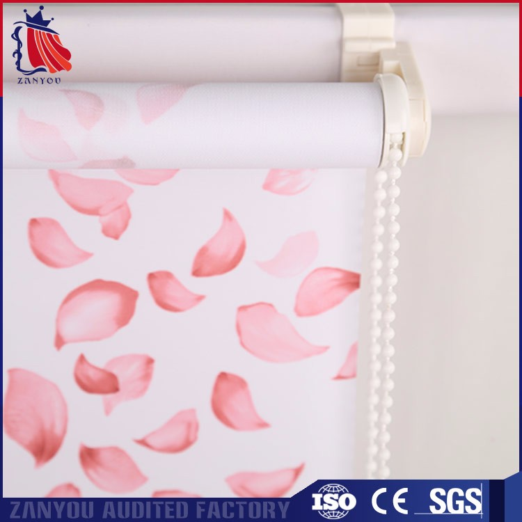 anti-UV sunscreen black out roller blind fabric