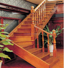 Antique Wooden Stairs
