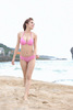swimwear set new designs 2014 shiny girl bikini mujeres negras en bikini