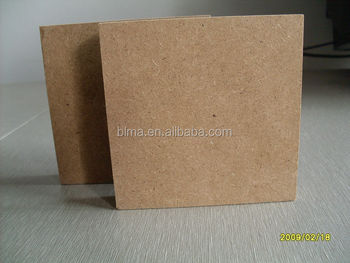 2017 Selling the best quality cost-effective products melamine MDF