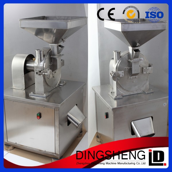 stainless steel food staff/ spice crankshaft grinding machine/Universal Chemical pulverizer