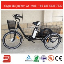 Top sell luxury Europe electric tricycle JST01-R
