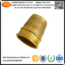 Copper Plated Carbon Steel Thimbles with Fast Delivery