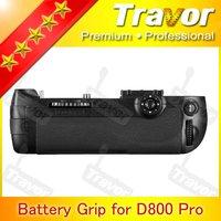 Travor New arrival MB-D12 battery grip professional for nikon D800 digital camera