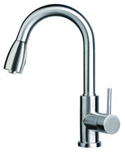 Stainless steel spray kitchen faucet modern sanitary ware