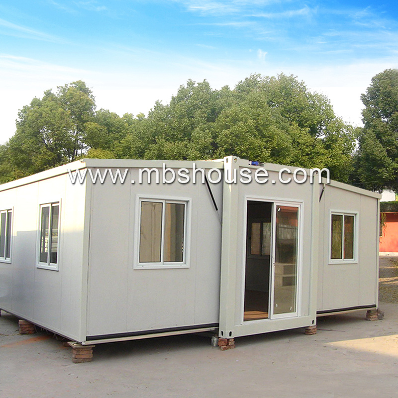 Fast building Prefabricated modular movable Expandable Modify Container House for Site Building&Dormitory Buildings