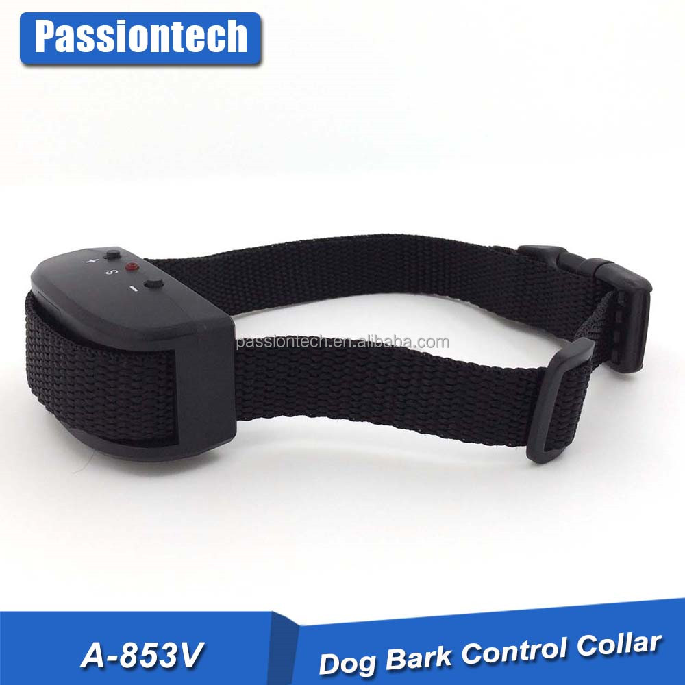 Passiontech Training Beep/vibration No harm No shock collar to Stopped Dogs From Excessive Barking