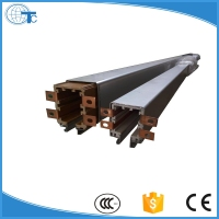 factory supply factory price of copper trolley conductor bus bar