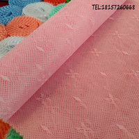 China supplier 22gsm jacquard mosquito net fabric