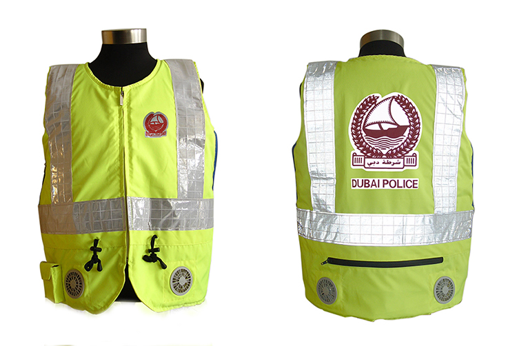 The Lowest Price high quality reflective cooling vest with colors Factory Sale Direct