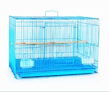 HP-D03 manufacture aluminium wire mesh folding breeding bird cages