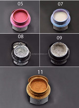 Magic Mirror Power rainbow chrome mirror effect pigment powder mirror effect pigment powder for nail