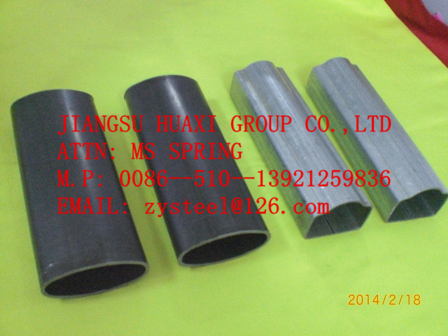 Factory Welded Square Pipe and galvanized steel pipe