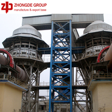 Manufacturer of Activated Carbon Rotary Kiln for India Sales