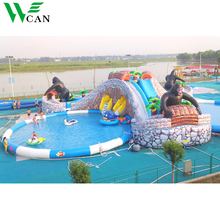 The Best Factory Directly Sell Inflatable Slide for Pool