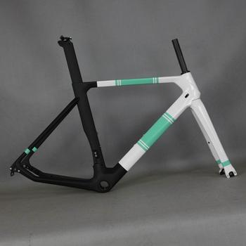 Aerocarbon road bike frame aero road bicycle frame made in china carbon bike frame