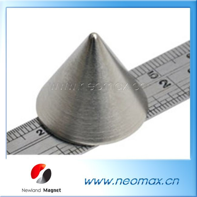 Customized Neodymium Cone Shape Magnet