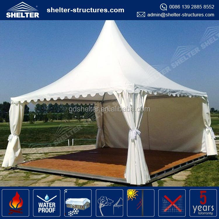 Direct factory supply waterproof, flame redartant, UV-resistant 10'x30'Heavy duty Gazebo Canopy Outdoor Party Wedding Tent