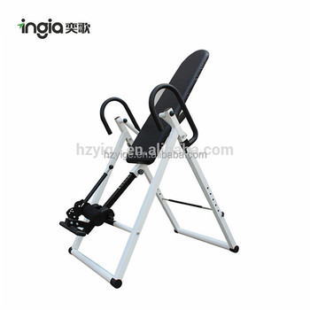 Extreme Performance Inversion Table Fashion Home Gym Equipment Inversion Table For Daily Exercise