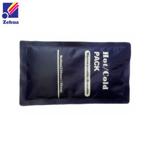 Reusable hot cold gel pack cold compress bag medical use cold pack