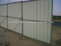 Roof Corrugated Steel Fencing Sheet Supplier in Doha Qatar