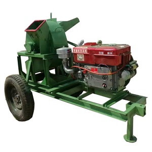 Promotional price wood chip crusher Small wood crusher,mobile Wood crusher machine