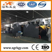 Iron / copper electric melting furnace
