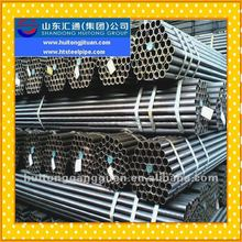 Low Price Per Ton Small Diameter Thin Wall Low Carbon Steel ASTM A53 Welded Pipe For General Structure Purposes