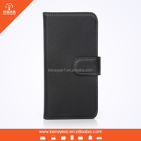 Hot Popular Style Genuine Cow Leather Mobile Phone Case for iPhone 6 4.7 inch