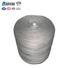 Wholesale china 0000 steel wool roll scrubber scourer stainless bulk kitchen for dishes