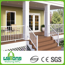 fire resistance wpc balcony cover flooring wood plastic composite wall panel wpc decking