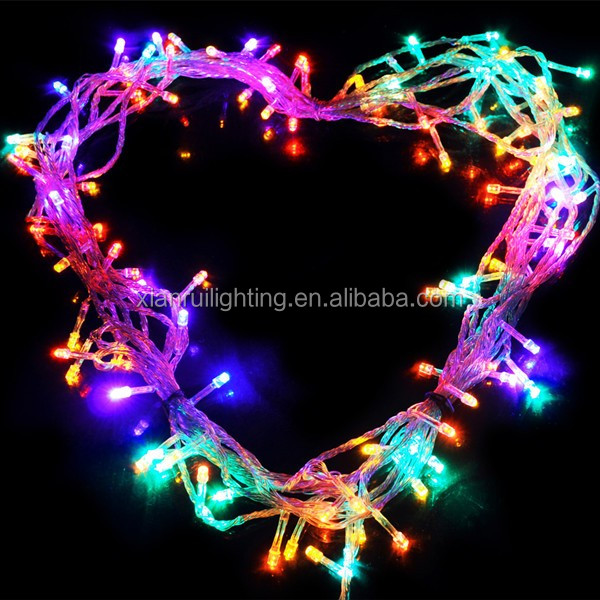 Outdoor Led Christmas Decoration Light Up String Lights Incandescent Mini - Buy String Lights ...