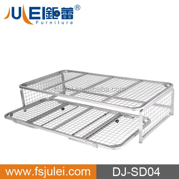 smart flexible double layer folding sofa bed frame / mechanism DJ-SD04