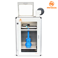 Chinese 3d printing machine manufacturer, MD-6L large 3d printer heated bed at 400 x 300 x 500mm