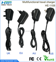 Customize power chargers OEM battery charger for nikon en-el5 camera battery charger mh-61