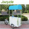 Elegant Appearance Ice Cream Tricycle For Selling Ice Cream