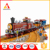 Promotion classic railway model kids funny building blocks smoke train toy sets