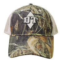 Forest true camo mesh trucker hat