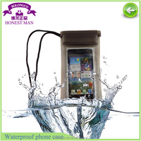 pvc phone waterproof case for moto g