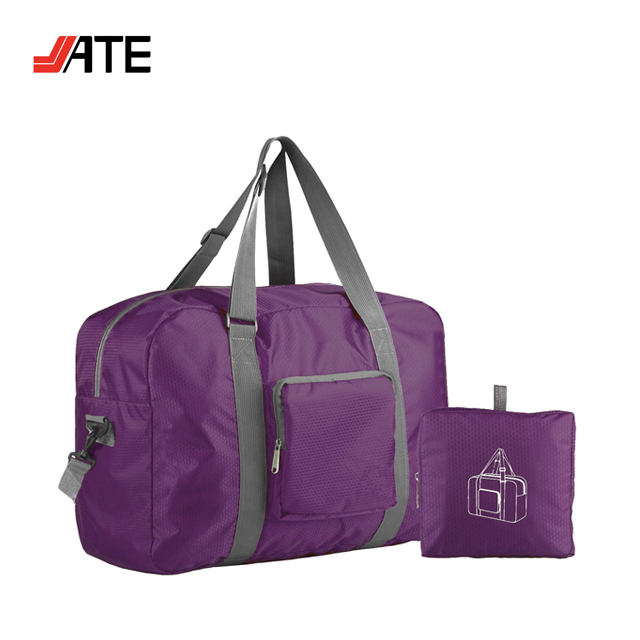 Convetible Traveling Duffel Bag Luggage Sports Gym Waterproof Square Travel Bag