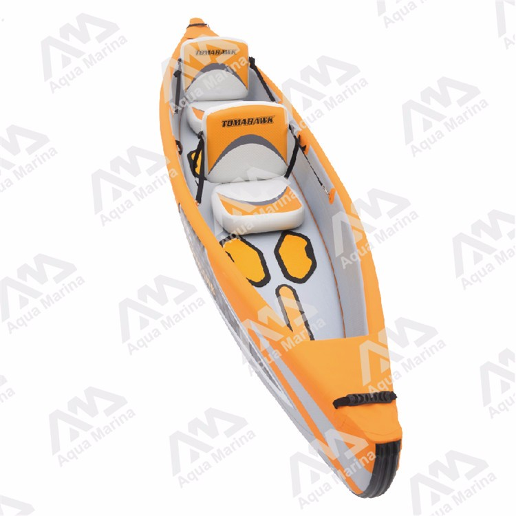 Portable Inflatable Kayak / Drop stitch PVC kayak / Reinforced Kayak / kayak sit on top Tomahawk