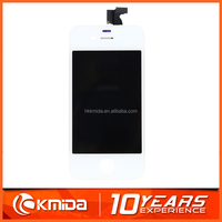 E trade to global clients for iphone 4s glass with frame, glass digitizer screen for apple phone
