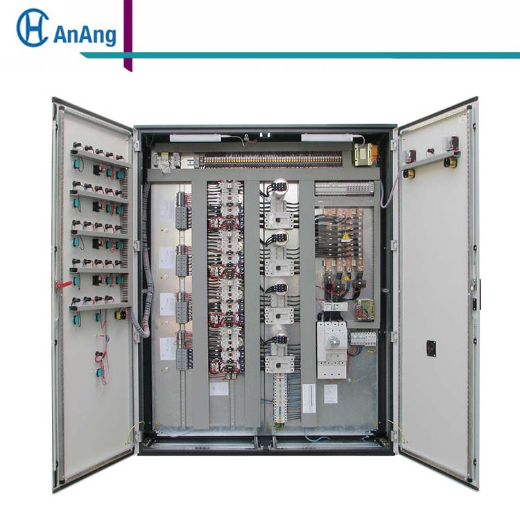 IP55 Custom Sheet Metal Electrical Control Cabinet