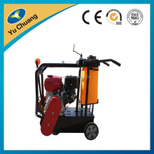Great quality gasoline concrete road cutting machine for sale