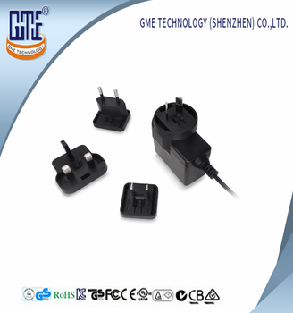 Promotion 6V9V12V15V Universal Power Adapters for Tablet With UK,EU,AU,USA Plugs