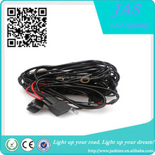 Universal Driving light wiring LED bar lamp harness